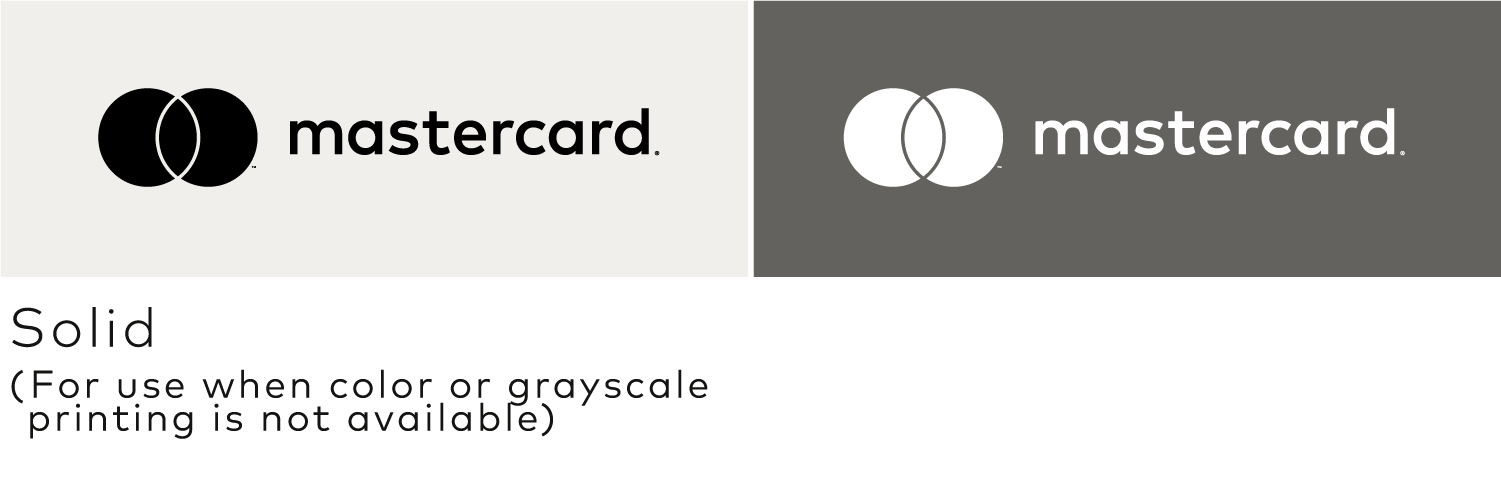 Mastercard Brand Mark Guidelines & Logo Usage Rules