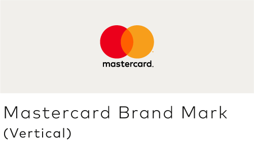 Image of the Mastercard vertical configuration