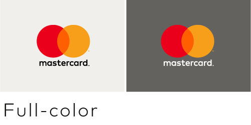 Image of the vertical Mastercard full color version