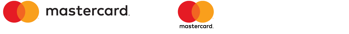 Image of the standard Mastercard logos